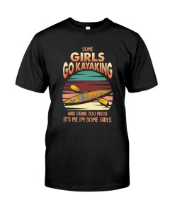 Kayaking Lover 63 Classic T-Shirt