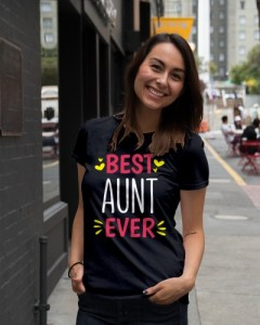 Personalized gift for aunt