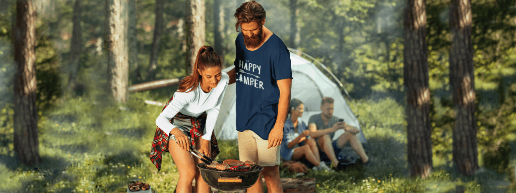 Top 6 of the Most Awesome Camping Shirts
