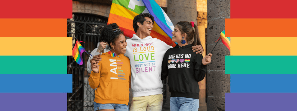 Best Pride Shirts to Wear on Your Next March