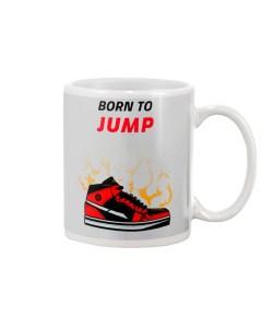 Born To Jump Mug