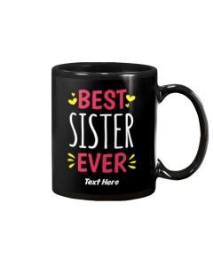 Customized Gifts for Sister Mug
