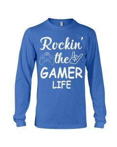 Rockin' The Gamer Life