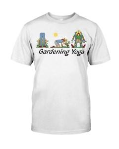 Gardening Yoga T-Shirt