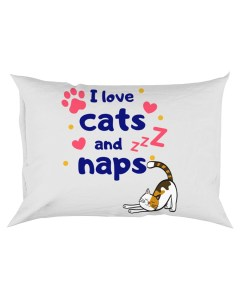 I Love Cats And Naps
