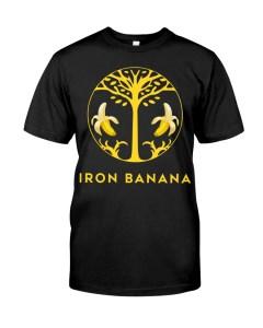 Iron Banana T-Shirt