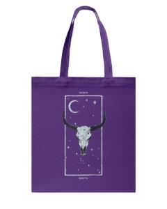 Occult Taurus Tote Bag