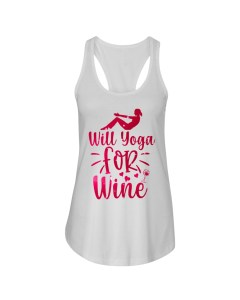Will Yoga For Wine Tank