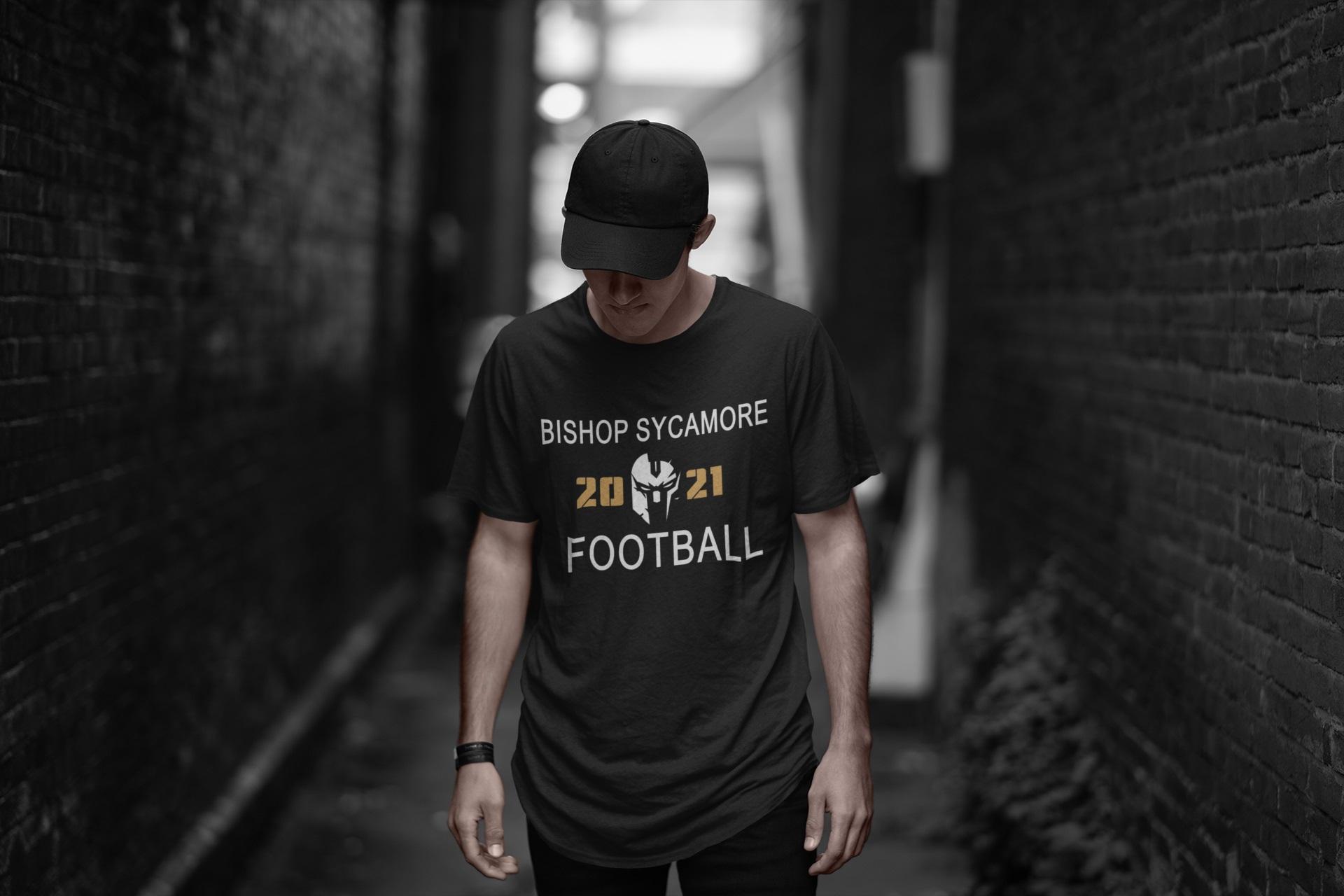 Bishop Sycamore Football 2021 Shirt