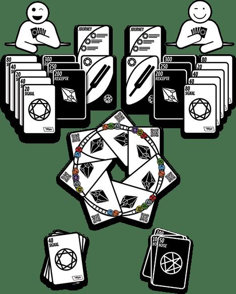 wireframe-setup and players
