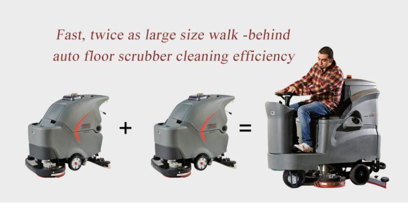 Gaomei Floor scrubber Teejan