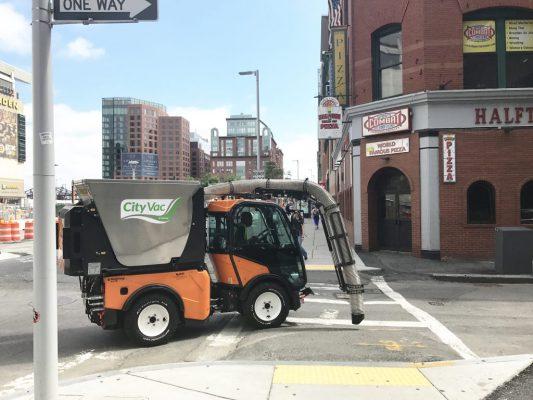 CityVac Trash Vacuum in oman
