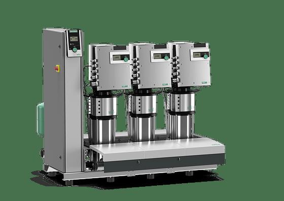 Wilo-SiBoost Smart Helix EXCEL in Oman