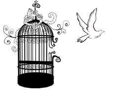 Why hasn't the bird stepped out of her cage and flown to freedom (Part 1)