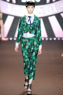 Pattern Play Anna Sui