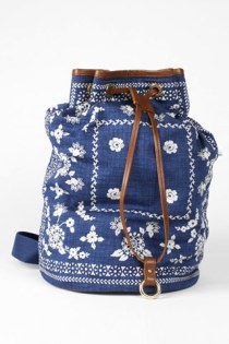 Ralph Lauren - Villa America bandanna sling bag