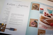 Kafijas un degvīna kūka