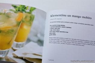 Klementīnu un mango mohito