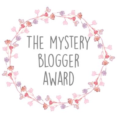 Mystery Blogger Award, die 2.