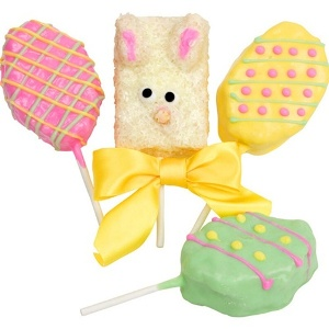 Edible Gifts Plus Easter Crispies Treats