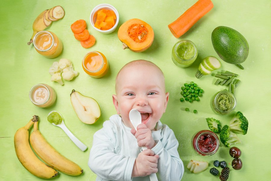 Healthy Baby Food Recipes You Can Do at Home