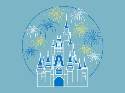 Disney Castle t-shirt