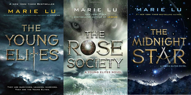 Image result for the young elite books