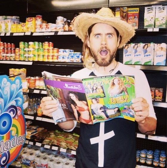photo owned by Jared Leto // from @jaredleto