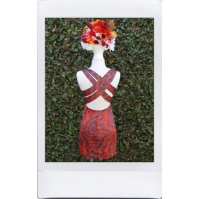Postmark dress - Fucky Straps