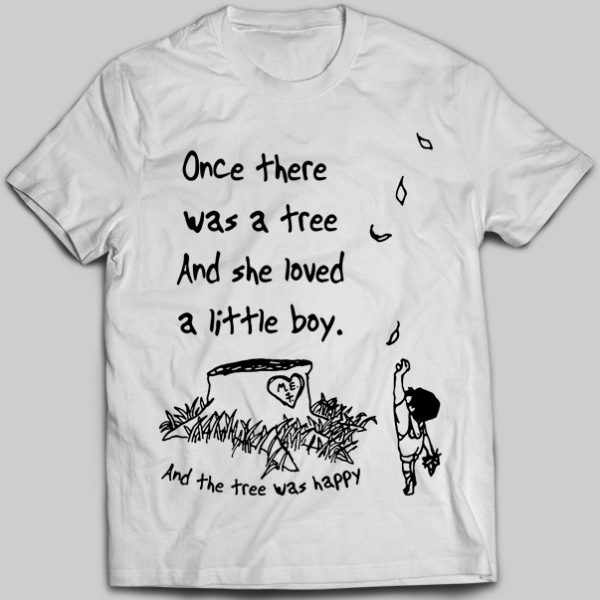 Download Once There Was A Tree And She Loved A Little Boy And The ...