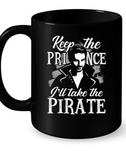 Keep The Prince I'll Take The Pirate Mug