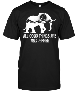All Good Things Are Wild Free