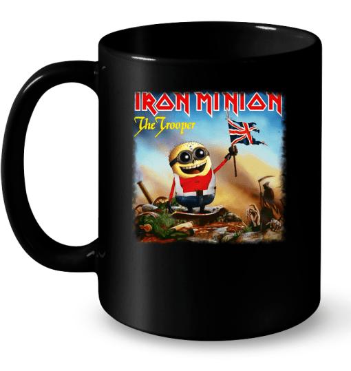 Iron Minion The Trooper Mug