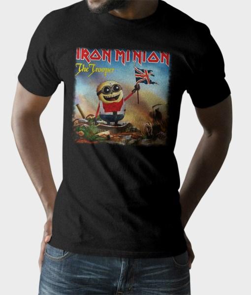 Iron Minion The Trooper TShirt
