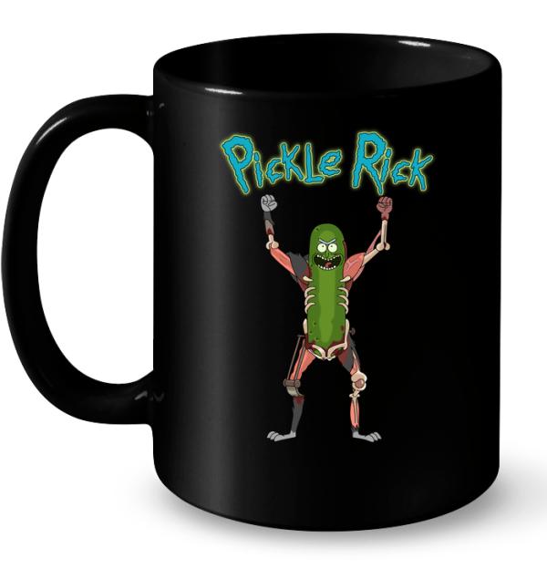 Pickle Rick Mug