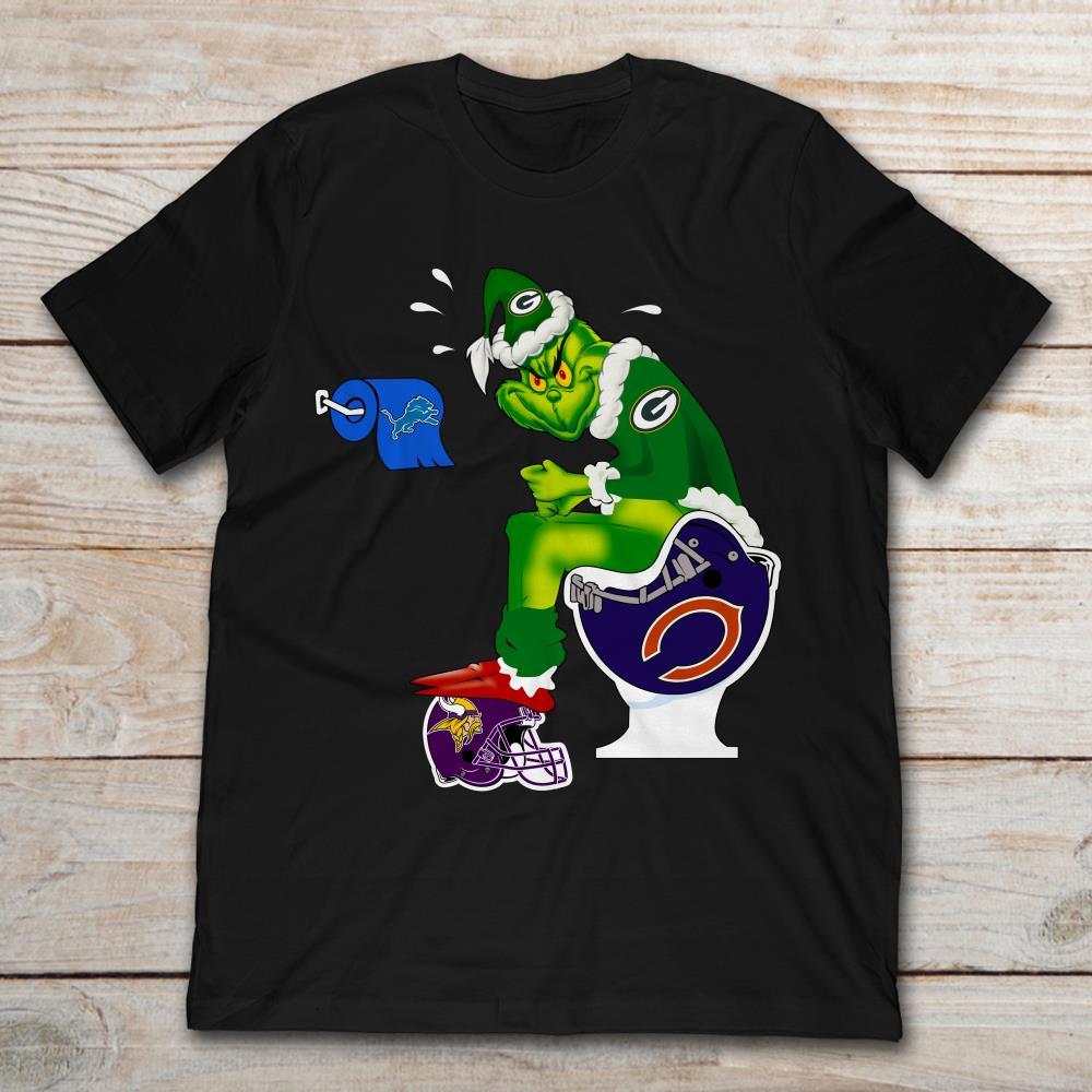 Crew Shirt Green Neck T