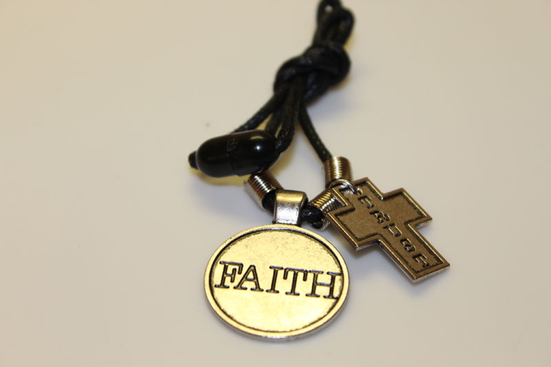 Faith And Trust Bracelet