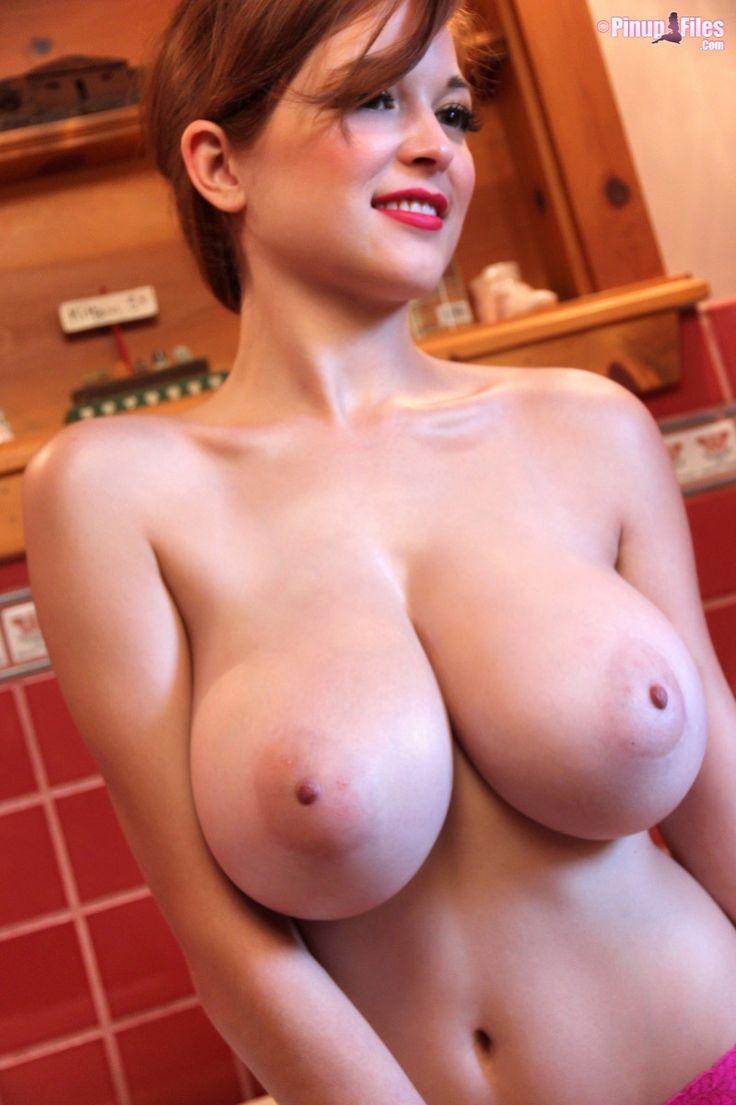 Nude models big boobs