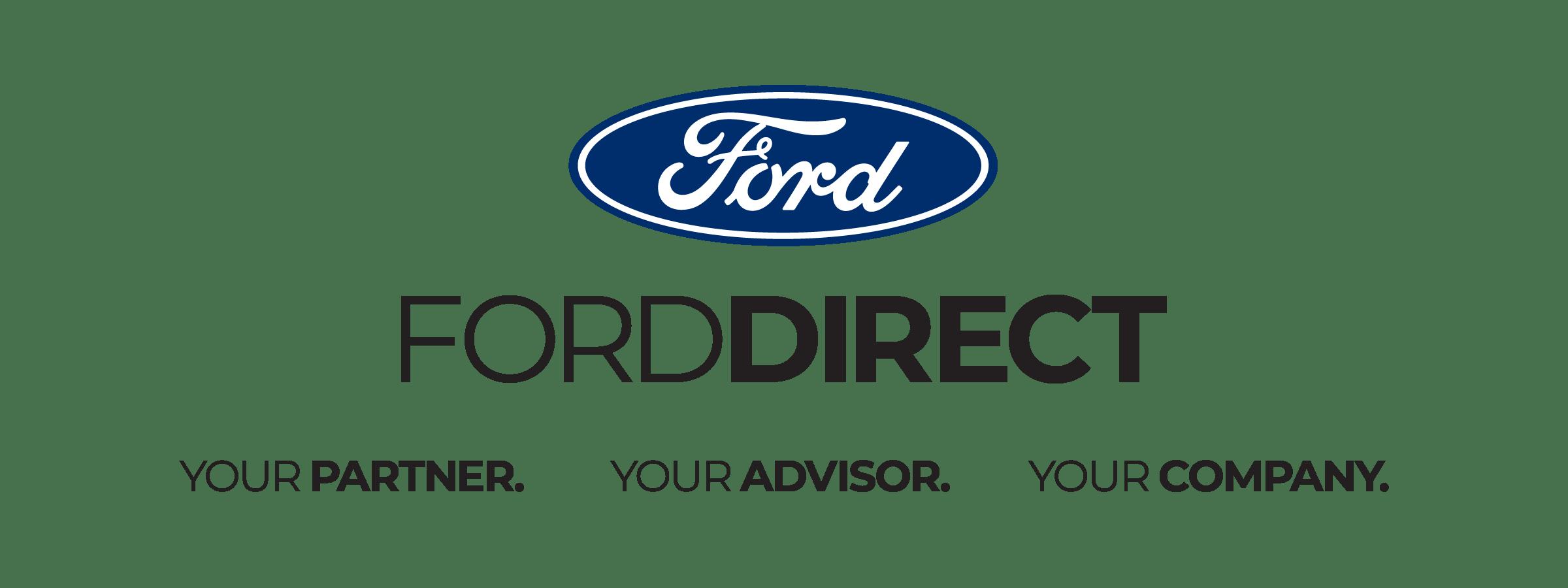FordDirect Primary Logo Tag Final