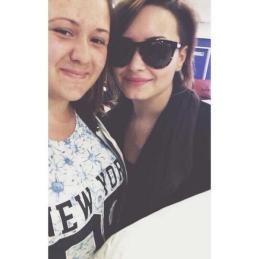 Demi Heathrow