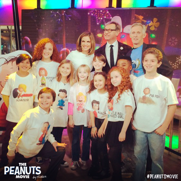 Francesca Capaldi Revealed As Cast Member For New Peanuts