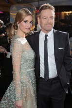 Lily James, Kenneth Branagh