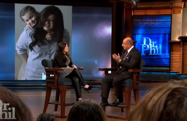 Amber Portwood Dr. Phill