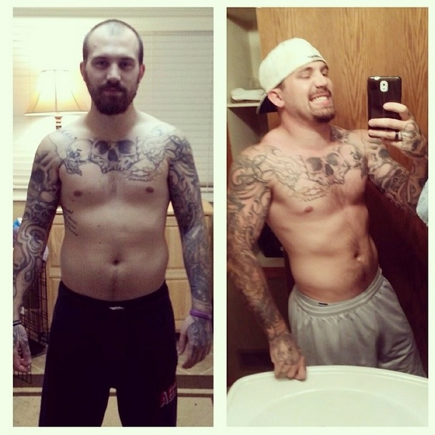 Adam Lind weight loss