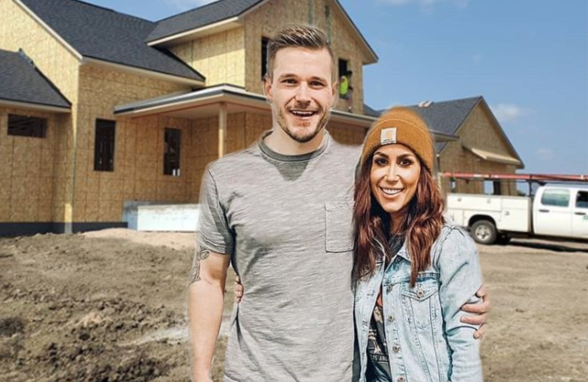 Chelsea And Cole Deboer S New Home New Photos And Update On The Build