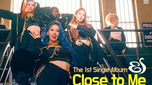 BLACKSWAN chegam com tudo no MV de Close To Me