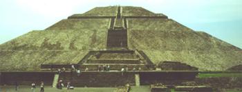 Теотиуакан, истинският храм на обречените