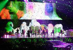 Lady Gaga на концерта в Питсбърг