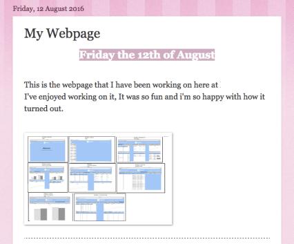 chloe blog