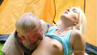 Old Goes Young – Beautiful morning starts with beautiful orgasms